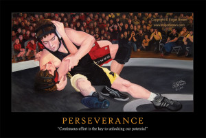 High School Wrestling Quotes