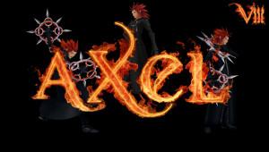 Kingdom Hearts Axel by ~zupertompa on deviantART