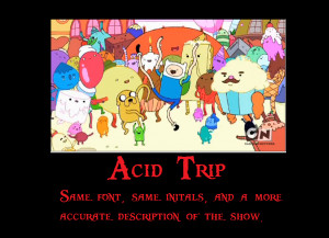 Trippy Acid Pictures And...