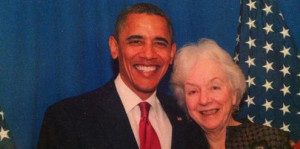 Democratic Womens Association Barack Obama Madeleine M Kunin