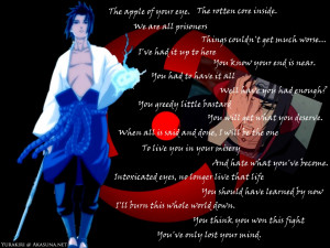 Sasuke Quotes Pic #14