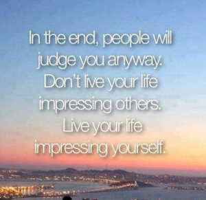 Be proud to be who you are #quote