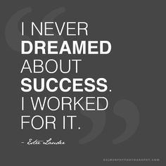 never dreamed about success i worked for her estee lauder חיפוש ...