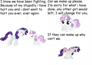 So Sorry, Please Forgive me. by Swift213