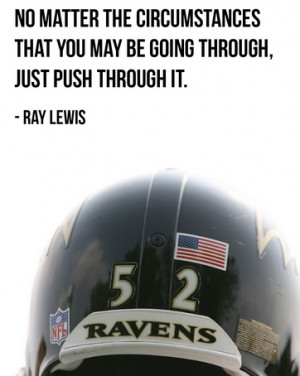 Famous Football Quotes Ray Lewis | My Love Story