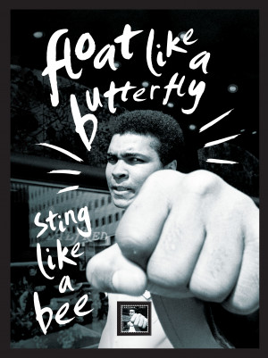 Muhammad Ali Quotes Float Like A Butterfly