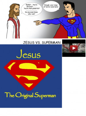 funny superman photos