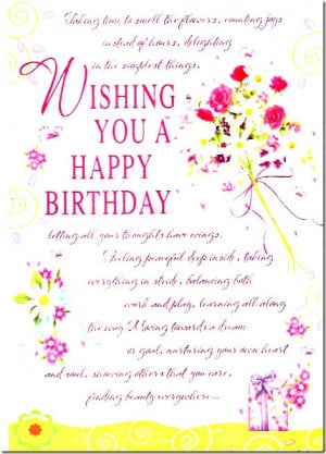 birthday wishes for a friend quotes
