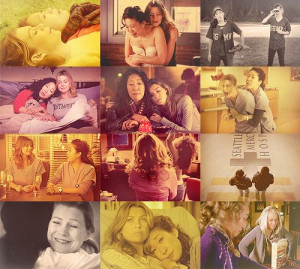 christina and meredith the ways of friendship