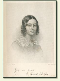 Elizabeth Stuart Phelps, fully Elizabeth Stuart Phelps Ward