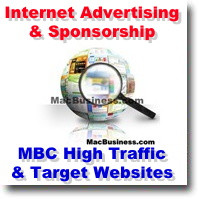 Internet Advertising and Sponsorship On MBC High Traffic Websites