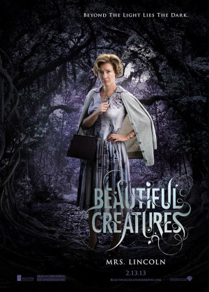 Beautiful Creatures Character Poster – Emma Thompson