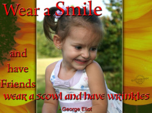 little-girl-smile-quotes-and-sayings-inspirational-smile-quotes ...