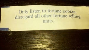 Fortune Cookie is eliminating the competition