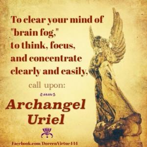 archangel uriel prayer doreen virtue # quotes www facebook com ...