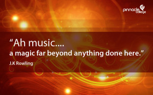 Rowling Music Quote