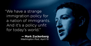 Mark Zuckerberg launched a social network that connects 1.15 billion ...