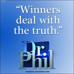 Dr. Phil Love your book Dr. Phil..