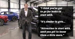 Michael Owen stars in hilariously cringeworthy car advert
