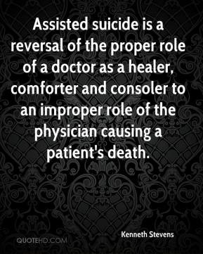 Assisted suicide Quotes