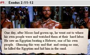 The 9 Most Badass Bible Verses