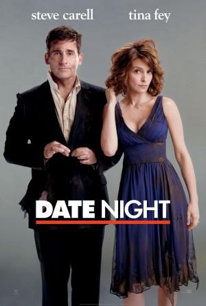 Date Night (デート & ナイト) ポスター