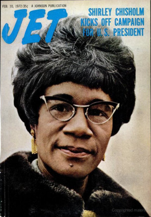 The Shirley Chisholm Project Blog