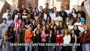 ... the real freedom writers with erin gruwell the freedom writers teacher