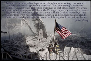 ... Your Gratefulness With These Famous September 11 Quotes For Firemen