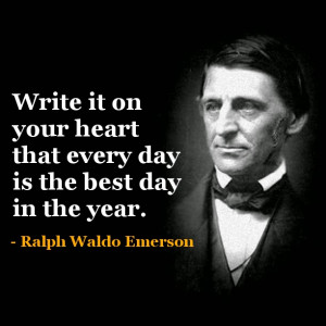 Ralph Waldo Emerson Quotes for Success & Motivation 2015