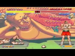 対戦プレイ動画】Hyper Street Fighter II vol.1【隻眼の ...