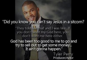 in 2004 tyler perry revealed he had been approached to produce a tv ...