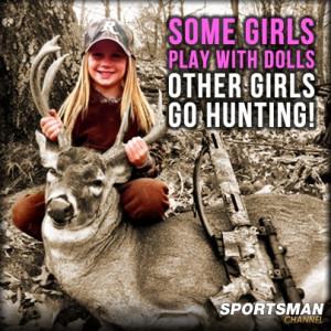 Girls Hunt Too!