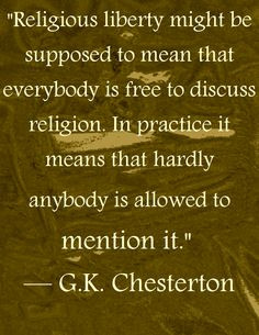 Chesterton: Images & Quotes
