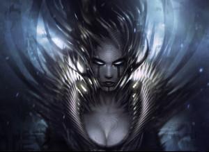 alpha coders art abyss dark demon dark demon