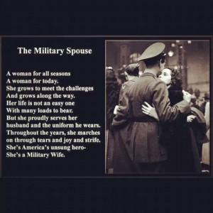 She's America's unsung hero-She's a military wife