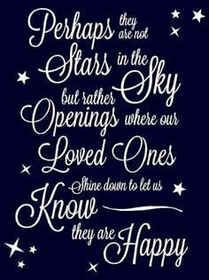ones in heaven quote via www facebook com more dads in heavens quotes ...