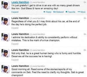 dailymail.co.ukLewis Hamilton calls Sebastian Vettel a 'true champion ...