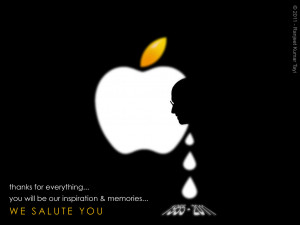 Jobs - We Salute You...