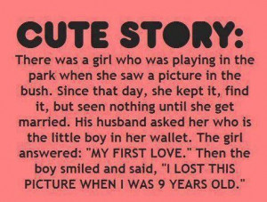 Nice Quote Of Cute Story