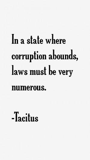 Tacitus Quotes amp Sayings