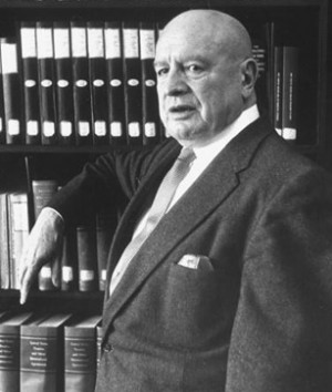 Harry Anslinger, First Director, Bureau of Narcotics