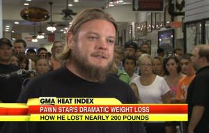 Pawn Stars Corey Harrison Weight Loss