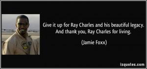 More Jamie Foxx Quotes