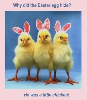 Good Friday Funnies – Easter Jokes