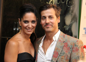 Chantal Kreviazuk And Raine Maida picture