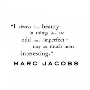 ... tags for this image include: marc jacobs, words, deep, love and quote
