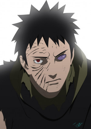 Tobi(Obito) by tome1993