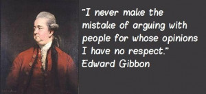 Edward gibbon famous quotes 1