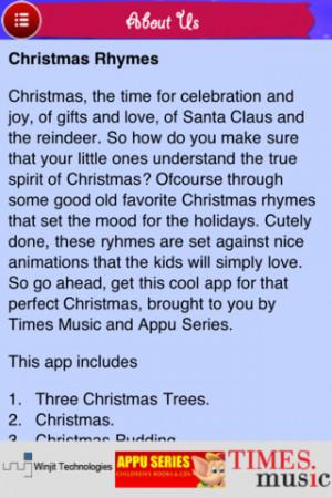 christmas rhymes christmas abc rhymes for fun christmas activities ...